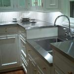 Stainless Steel / Zinc / Copper Countertops
